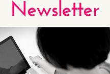 Newsletter   Email List / La mia Newsletter ma anche curiosità e molto altro sul mondo dell'email Marketing, delle newsletter e dei corsi free tramite email www.maramagrini.it