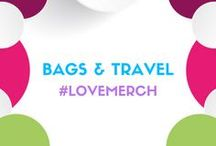 Bags & Travel / #promotional #merchandise #branding #advertising #promotionalproducts #design #lovemerch #bags #geek hello@giftfinder.uk.com