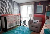 Wee Ones / Inspiration and ideas for rooms for the babes in our lives