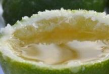 Lime Latitudes Salt Recipes