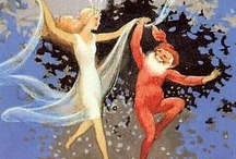 Satukuvitus / Fairytale Illustration