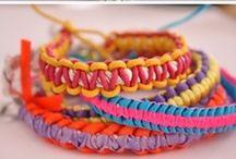 Bracelets - Armbantjes