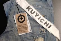 Kuyichi label ontwerp