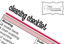 Checklists, Tips & Home Organization / Checklists, Tips & Home Organization