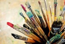 Artists tools / by Dianne Lanning