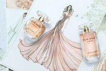 Parfum / Como uma flor