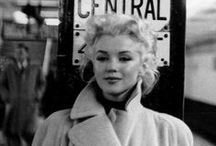 Marilyn Monroe / She was the real woman. Charming, curvy and so beautiful / by Petra Mishka