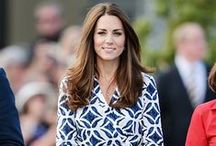 Kate / I love her style and a beautiful smile