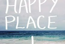 Happy places / Places to visit