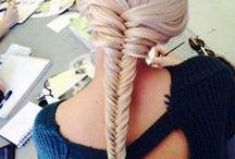 Hair with creative flair
