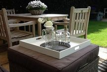 Mooi in de tuin... / Sfeer ideeën voor in de tuin of op een veranda.
