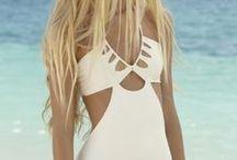 Beach wear # salt in my hair and sand on my toes
