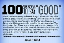 Improve English / vocabulary, grammar, examples