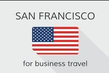San Fransisco for business travel / San Francisco - The cultural centre and leading financial hub of the northern California, the San Francisco bay area is home to many Fortune 1000 companies including Apple and Google
