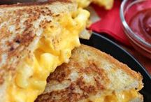 Comfort Food / What is better than a burger, mac and cheese, some good ol fashion carbs!  / by ClippingBook