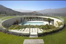Chile - Arquitectura / Chile - Arquitectura