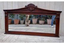 Lustra / Eleganckie lustra w drewnianej oprawie sprawią , że Twój dom będzie wyglądał bardzo efektownie.   Zarówno lustra proste jak i rzeźbione nadadzą Twojemu wnętrzu niepowtarzalny wygląd i charakter.  Wykonane są z wysokiej jakości drewna-palisandru indyjskiego.