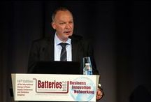 Batteries Event 2014 // Conference