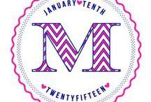 Bar/Bat Mitzvah logos