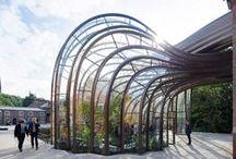 Greenhouse - Norra Kajen / Inspiration board for Norra Kajen waste management project