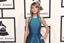 The Grammys 2015 Fashion / Pictures from The Hollywood Reporter & Vogue