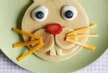 Food Art for Monkies