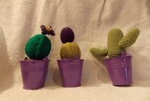 things I have created / Crochet things I have created