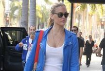 Celebrities Shopping on Rodeo Drive