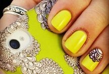 Nails art / Creative and beautiful nails! Inspiration for all the seasons