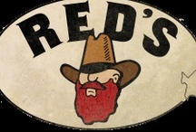 Red's Recipes / Great Food ideas from Red's kitchen / by Red's Texas