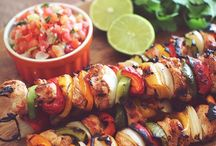 Vegetarian,chicken, beef, pork, seafood, fish / by Elisabeth (Beth) Fetter