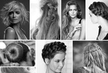 h a i r_s t y l e_m a k e - u p / Stijlvolle haarcreaties en make-up & styling tips voor gezicht en lichaam / by Ilse Meesters