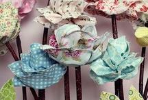 Fabric/yarn ideas