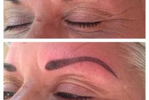 Kat Cornish SPMU / My work, semi permanent makeup