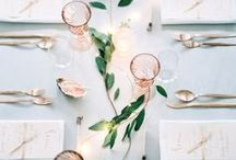 Elegant Entertaining / fabulous ideas for your next party