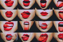 RED / My fav colour