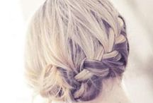 Wedding Hairstyles / Inspiration of my wedding hair