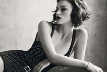 Keira knightly / Favourite model and actor
