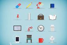 Packs et kits d'icons / Ressources autour des icons et des packs de pictogrammes à télécharger en psd ou vector