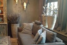 Interior design inspiration / Ideas inspiration textures furnishing shapes colours pattern