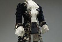 Suknie - XIX w