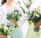 wedding flowers   bouquets   tablecentres / Flower arrangements and wedding bouquet inspiration