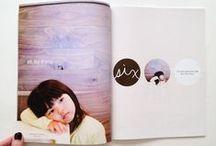 album layout.