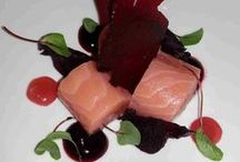 Loch Duart on the plate / The wonderful creations our customers enjoy at restaurants around the world