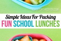 Lunch ideas / by Ange Miller
