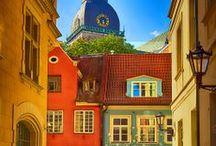 I was born in Tallinn, Estonia