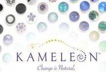 Kameleon / Change is Natural.  Interchangeable rings, bracelets, pendants, earrings, and sunglasses.