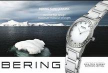 Bering Watches / Sleek danish design inspired by arctic beauty.