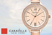 Caravelle New York Watches / Watches as fashionable as you.