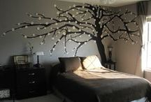 Puud / Trees / Tree on the wall, art and more